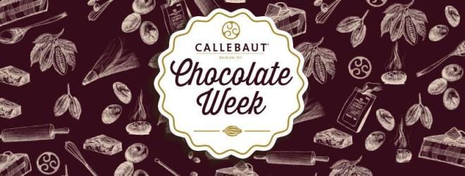 callebaut chocolate week