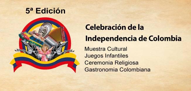 independência da colômbia