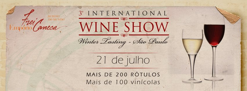 international wine show