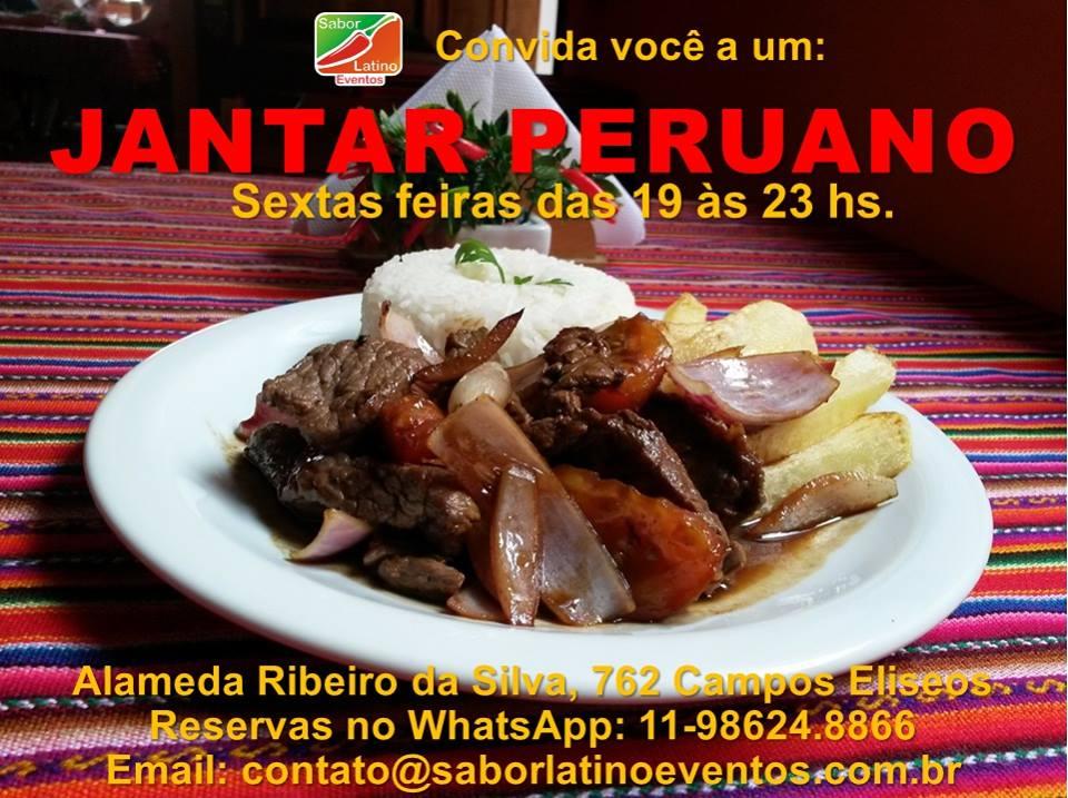 jantar peruano