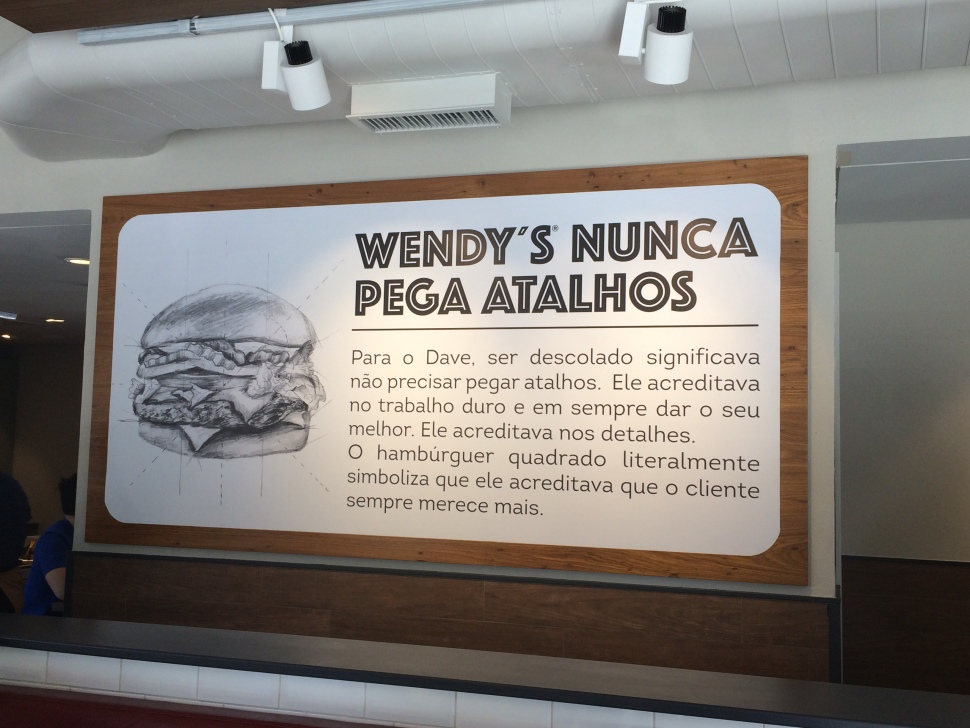 wendy's brasil 2016