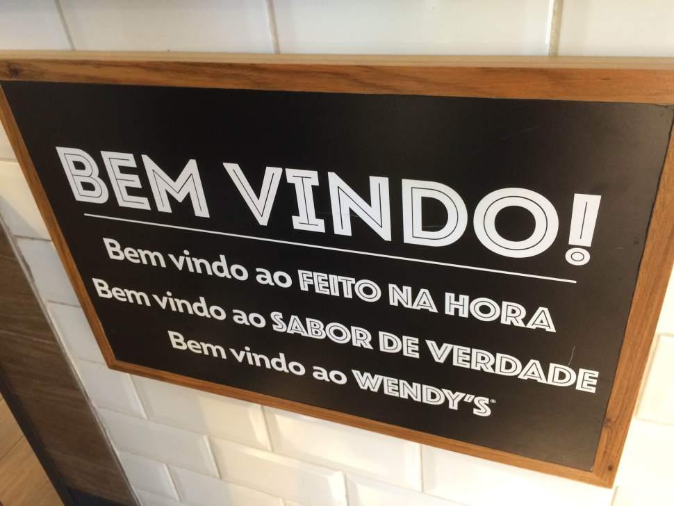 wendy's brasil lojs